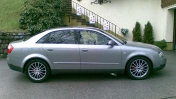 A4 Racer -Audi A4 Limousine