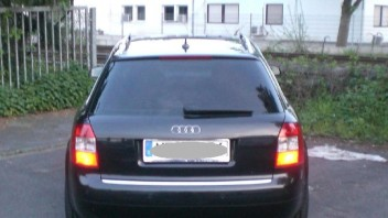 sunshine-mg -Audi A4 Avant