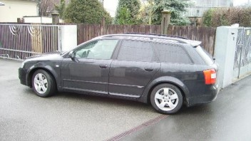 S4AvantGraz -Audi S4