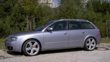 cargonaut11 -Audi A4 Avant