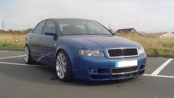 triotec -Audi A4 Limousine