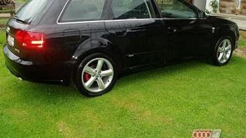Hansimaus -Audi A4 Avant