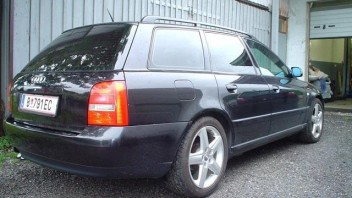 Nare -Audi A4 Avant