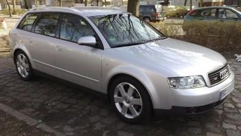 Audi Lukas -Audi A4 Avant
