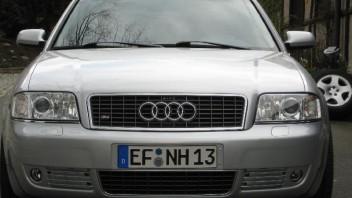 Hackracing -Audi A6 Avant