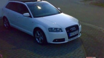 zLyh -Audi A3