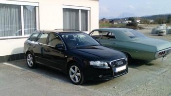 Impala -Audi A4 Avant