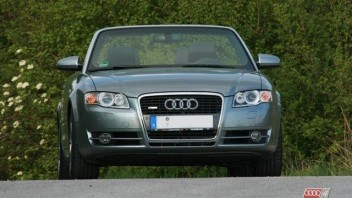 juma72 -Audi A4 Cabriolet