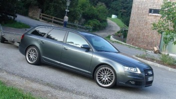 Seefahrer -Audi A6 Avant