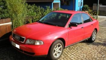 ManuelZ -Audi A4 Limousine