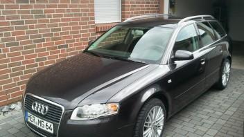 audiRacer -Audi A4 Avant