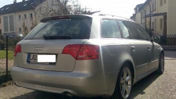 michael-altdorf -Audi A4 Avant