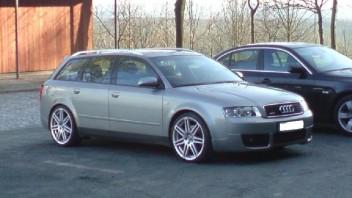 Schnicka -Audi A4 Avant