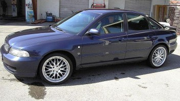 Nightfly -Audi A4 Limousine