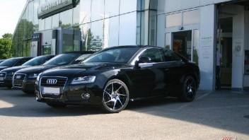 Crosswind's Mum -Audi A5