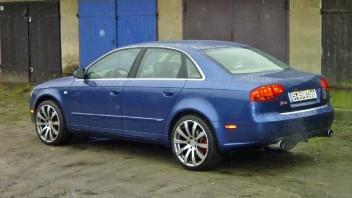 rice -Audi A4 Limousine