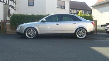 Byoern -Audi A4 Limousine
