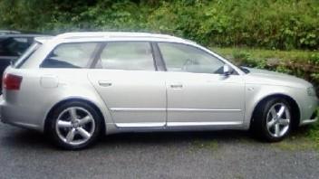 Trioler -Audi A4 Avant