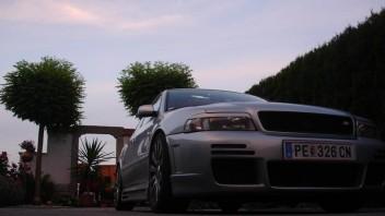 r-o-c-k-y -Audi A4 Limousine
