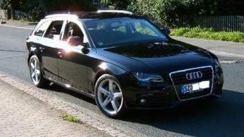 Texas_Lightning -Audi A4 Avant