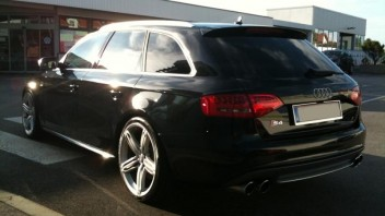 S4-Tommy -Audi S4 Avant