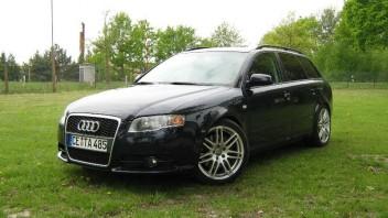Double-T -Audi A4 Avant