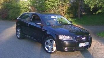 Hattin -Audi A3