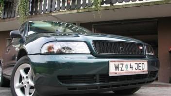 audi_a4/b5 -Audi A4 Limousine