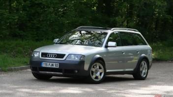 allroadhich -Audi A6 Allroad