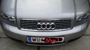 Haschmann (VERKAUFT) -Audi A4 Limousine