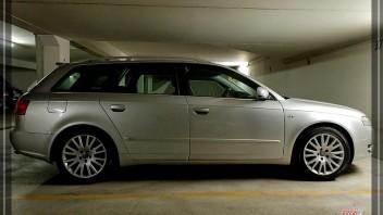 andinaegnaeg -Audi A4 Avant