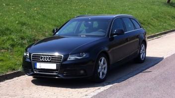 Olli -Audi A4 Avant