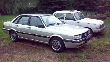 Prosiebenchef -Audi 80/90
