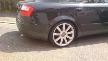 lyrix -Audi S4
