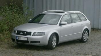 burion -Audi A4 Avant