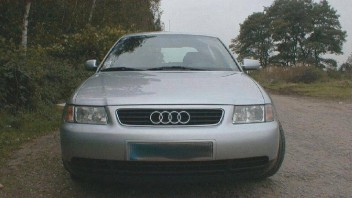 chlages -Audi A3