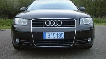 AidanPryde -Audi A3