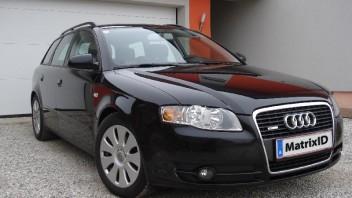 MatrixID -Audi A4 Avant