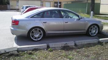 rev.pragon -Audi A6