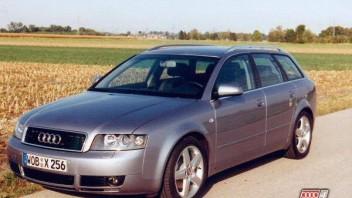 Alpenland -Audi A4 Avant