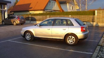 goldenorion -Audi A3