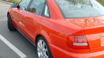 Stefan S. -Audi A4 Limousine