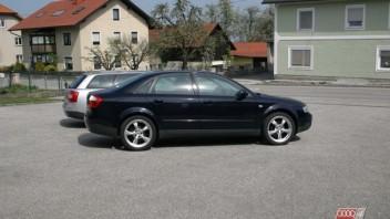 jasule -Audi A4 Limousine