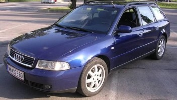 Husky21 -Audi A4 Avant