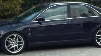 Turtle -Audi A4 Limousine