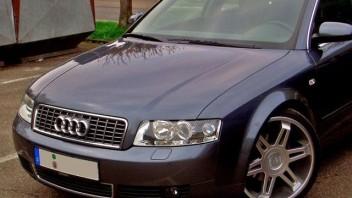 Benne -Audi A4 Limousine