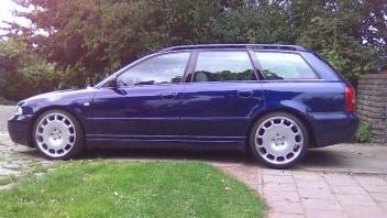 Boy607 -Audi S4