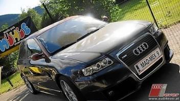 Gumbo260284 -Audi A3