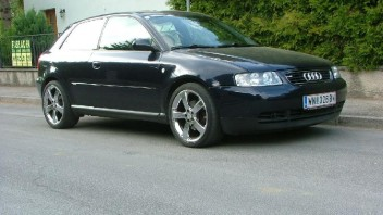 Herooftheday -Audi A3