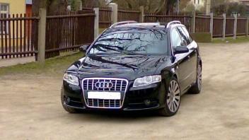 lackymann -Audi A4 Avant